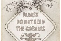 Drawing goblins