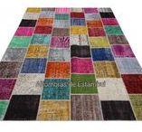 Mimarlar / alfombras patchwork  240 usd