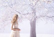 Mariage d'Hiver... / Pour tous les couples amoureux de l'hiver et du cocooning... Froid à l'extérieur et chaud dans les cœurs...
