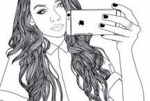 Photo dessin