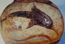 ceramic pottery - ancient