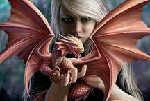 Dragons/Mythical things
