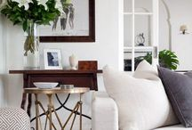 lovely {living} spaces / by Katie Fownes