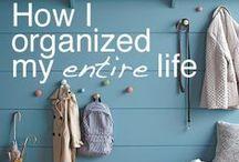 Home ~ Organising