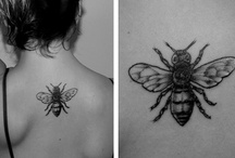 Tattoos / ...but on my arm. / by Krista Albright