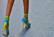 Shoes / by Jasmina Tomljanovic