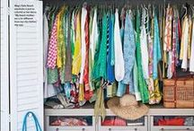 closets. / by Whitley Foster