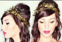 Hairstyles / by Jamie Putt