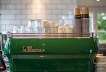Let's Open a Caffe / by Laura Di Pierro