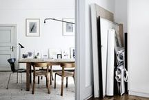 Interior inspiration. / A collection of everything that sets my heart on fire.