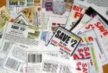 Couponing / Couponing tips, tricks, and information. This is the hub for all things related to coupons and couponing!  / by BloggingMomOf4