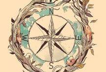 possible tattoos / by Chloe Fox