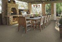 Outdoor Living / Imagine your porch or patio as the envy of the neighborhood. Make those outdoor spaces an extension of your home with Shaw indoor/outdoor flooring and explore the possibilities. You are only limited by your imagination. / by Shaw Floors