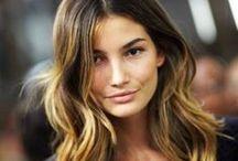 Hair + Makeup / by Candice Setareh