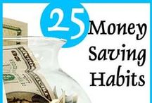 {Frugal Living} / Tips and talks about living frugally and saving money!  / by BloggingMomOf4