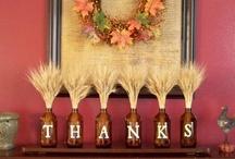 Thanksgiving / by Kerry Dumas