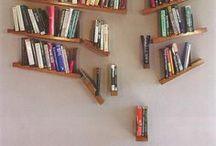 Shelves/Bookcases / by Chloe Fox