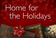 Home For The Holidays / Explore great holiday themes and recipes. Get inspired this season with Shaw Floors! / by Shaw Floors