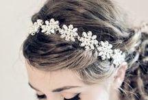 Headbands/Hats/Hair Clips / by Chloe Fox