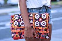 Handbags/Purses / by Chloe Fox