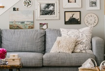 Living Room / by Krista Albright