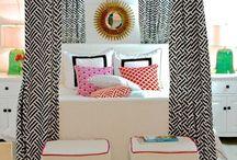 breathtaking {bedrooms} / by Katie Fownes