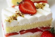 Save room for Dessert! / by Angela Rambeau