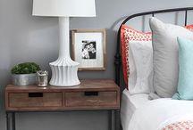 Bedroom / by Kelley Ferguson