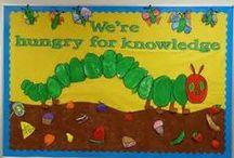 School Bulletin Boards / by Kerry Dumas