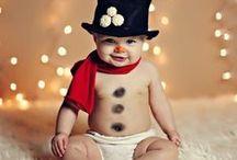 Best Christmas Card Photo Ideas / Sampling of Christmas Card Photo ideas