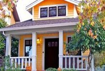 Small Dream Houses / Goal - a small, minimalist house