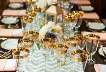 celebrations & tabletop. / by Whitley Foster