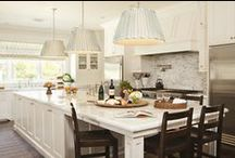 kitchens & dining areas. / by Whitley Foster