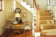 entryways, hallways, & stairs. / by Whitley Foster