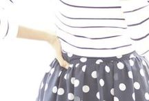 Wear: Of Stripes and Dots and Checks