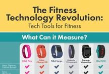 Wearable Technology / Popular Cloud Based Technology Gadgets and Wearables such as Google Glass, Fitbit, Apple Watch and many more.