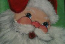 Paint and Sip Christmas Party / by Darla Kobasko