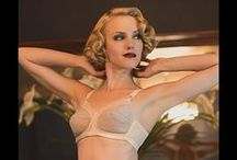 SS15 | What Katie Did / Lingerie from What Katie Did's Spring Summer 2015 collection - as soon as it's available to order! 1950s style bras, luxury 6 strap suspender and garter belts plus flattering retro style high waisted knickers and panties.