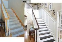 Stairs Update / by Christina Bumba
