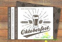 Oktoberfest! / All things  Oktoberfest, Beer, Brats, Pretzels & FUN!