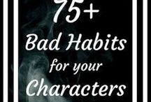 Character Creation Resources / Resources and tools for creating characters for roleplay or fiction in any game or universe.
