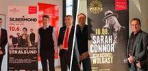 """Events in Vorpommern / haus neuer medien GmbH ist der Veranstalter von """"Events in Vorpommern"""": Dazu zählen die mittlerweile fest etablierten Konzertreihen Sundkonzerte in Stralsund, Boddenklänge in Greifswald sowie Peenekonzerte in Wolgast."""