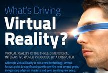 VR - Virtual and Augmented Reality / All things covering the world of virtual and augmented realities.