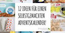 Kreative Adventskalender / Findet hier neue Ideen in der Adventszeit!