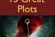 Story and Plot - Writing Resource / Guides, tips, tricks and resources to help you write great plots and story arc's for your characters in fantasy or roleplay.