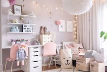 Cute Bedrooms / Cute inspiration on how to decorate your room! ❄️❤️♥️
