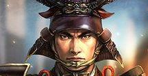 Fantasy - Japan | China / Historic or fantasy interpretations of asian feudel units