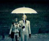 Devil May Cry / 神さま Lady Mary, God s Wife, Lord , Deus , Capcom , Hideaki Itsuno, デビルメイクライ DMC レディ デビルハンター 主 卿 大天使 刺客 卿 , Lady s Partner, Lord OC belongs to me
