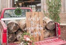 Wedding Sign Floral