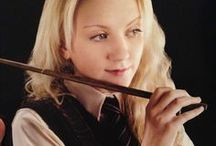 Luna Lovegood / You're just as sane as I am